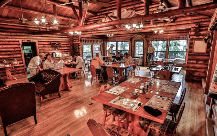 KDCA Hawk Lake Lodge